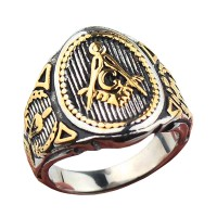 harga Cincin Freemasons Masonic Grand Master Masons Salomo Temple Ring Tokopedia.com