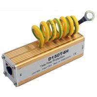 Sensitive Telecom Telephone Audio Signal Device Lightning Surge Protec