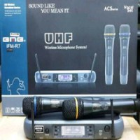 Murah !!! Microphone Mic wireless BMB IFM-R7 professional