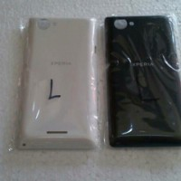 Backdor,Tutup Batrei Sony Xperia L/C2105 Original,Casing,Cover