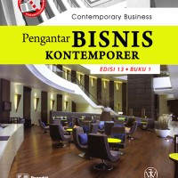 Contemporary Business (Pengantar Bisnis Kontemporer) 1-Louis E Boone