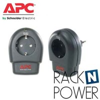 APC Essential Surge Arrest 1 Outlet, P1T-GR (Anti Petir)