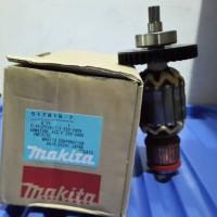 Armature / Angker Mesin Demolition Hammer Makita HM 1213 C Asli / Ori