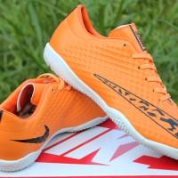 harga Sepatu Futsal Nike Elastico Superfly Orange Grade Ori (Futsal-Soccer) Tokopedia.com