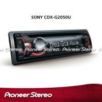 harga SONY CDX-G2050U HEAD UNIT SINGLE DIN Tokopedia.com