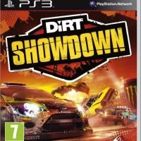 BD PS3 DiRT Showdown