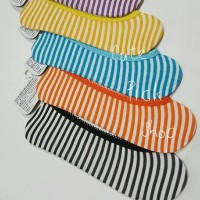 BOAT SOCKS, Kaos Kaki Wanita Tumit, Tapak, Invisible Socks, No Show Socks