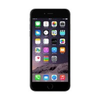 Apple iPhone 6 Plus TAM - 128GB - Abu-abu