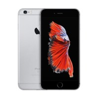 Apple iPhone 6S Plus -  64 GB - Abu-abu