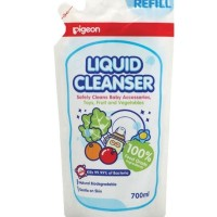 harga Pigeon baby Liquid Cleanser Refill / sabun cuci botol bayi 700ml Tokopedia.com