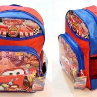 Tas Ransel Karakter Anak cars sekolah souvenir ulang tahun kado
