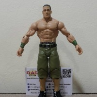 Action Figure John Cena Wwe Smackdown Mattel Toys Mainan