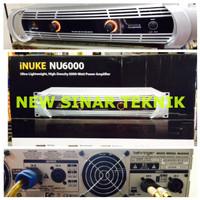 Power Amplifier Digital BEHRINGER iNuke NU6000 6000 Watt