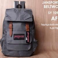 Backpack JANSPORT BELT TWO DARK GREY ~ SY 109-06