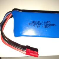 Baterai Mobil RC Vortex WLTOYS