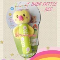 Baby Rattle Happy Bee