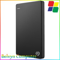 harga Seagate Backup Plus Slim 1TB USB 3.0 Black/Hitam HDD Eksternal 2.5