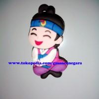 Jual Tempelan Magnet Kulkas Maskot Korea Mini figure #2 Murah