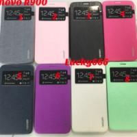 lenovo k900 wallet anymode sarung case casing flip cover k 900 silikon