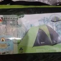 harga tenda Great Outdoor Java 4 / 5P Tokopedia.com