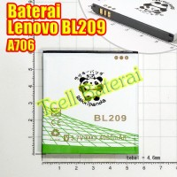 Baterai Lenovo A706 BL209 Rakkipanda