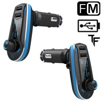 Car Modulator FM MP3 with USB Charger 2.1A