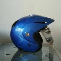 helm ink standar cx22 biru