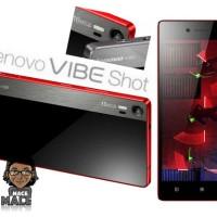 PROMO: Lenovo Vibe Shot Red Ram 3Gb Rom 32Gb Garansi Resmi 1Thn