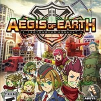 PSVita Aegis Of Earth: Protonovus Assault R3