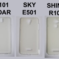 SOFT JACKET SILICON SILIKON CASE COOLPAD SOAR F101 SKY F103 SHINE R106