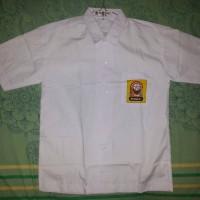 Jual No.15 Kemeja / Baju Seragam Sekolah SMP Murah