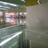 Cd Case mika Slim Single Transparan