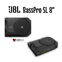 "JBL BassPro SL 8"" UnderSeat Car Subwoofer (Bass Kolong) ORIGINAL !"