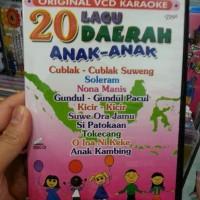 VCD KARAOKE 20 LAGU DAERAH ANAK ANAK