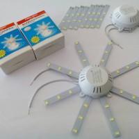 Lampu Led Prolight dia. 20cm ( lampu new pengganti tl ring22w)