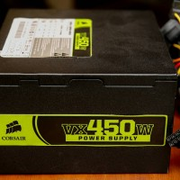 Power Supply / PSU Corsair VX450W Bekas / Second, 450W