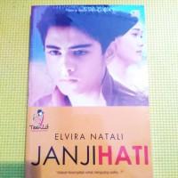 TeenLit: Janji Hati (Soft Cover, Cover Film) oleh Elvira Natali