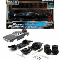 Diecast Jada Dom's Dodge Charger Offroad Fast and Furious (Mokit)
