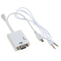 Mikro USB To VGA VGA Hp VGA To HP Samsung Galaxy S3 S4 S5 Note3 Vga Ke