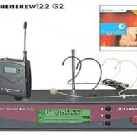 harga Murah !!! Microphone Mic Wireless sennheiser EW 122 G2 Tokopedia.com