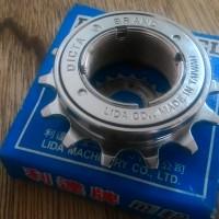 harga gear BMX 14T DICTA freewheel single speed Tokopedia.com