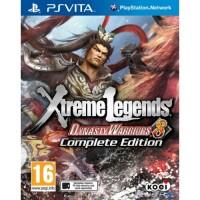 [PSVITA]Dynasty Warriors 8 : Xtreme Legend Complete Edition Reg 2