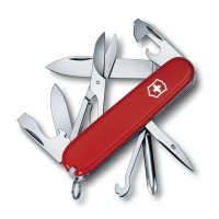 Pisau Lipat VICTORINOX SUPER TINKER 1.4703 Swiss army knife Original