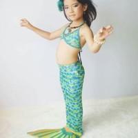 Baju Anak Kostum Mermaid Baju Renang Anak Baju Karakter