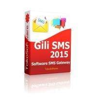 Gadget Software SMS Gateway (Gili SMS) versi Terbaru 2015