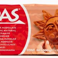Jual DAS Air Drying Modelling Clay Terracota 500 gr Murah