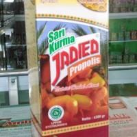 Jual better madu sari kurma jadied propolis obat dbd anemia liver stroke Murah