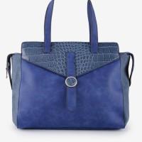 PALOMINO: Palomino Maya Hand Bag Blue