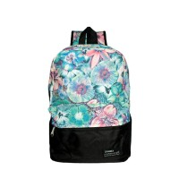 Troos Bag: Troosbag Import Fashion Korean Style Casual Woman Floral Fo