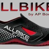 Sepatu Para Bikers All Bike AP Boot Tahan Disegala Medan